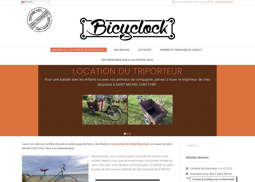 Aperçu de Bicyclock